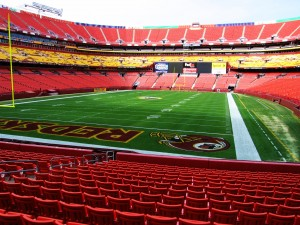Redskins selling removed seats from FedEx Field