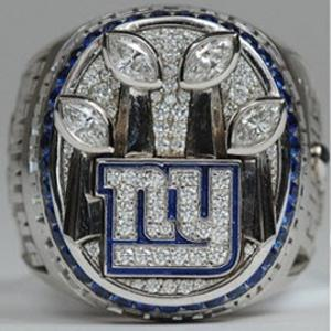 Giants Super Bowl ring sneak peek