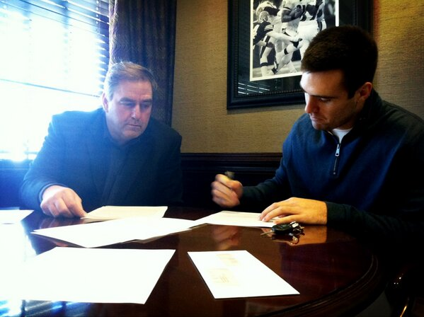 joe flacco contract