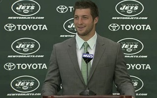 What Team Will Sign Tim Tebow For 2014 Seasoin