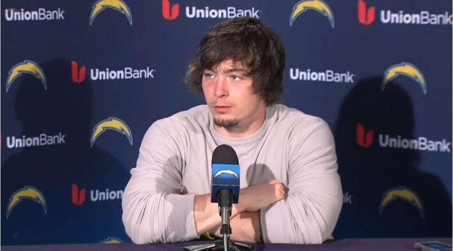 Danny Woodhead Doesn T Think His Game Winning Touchdown