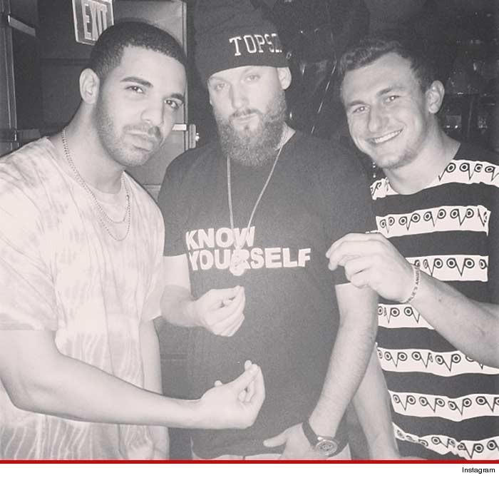 Drake-Johnny-Manziel