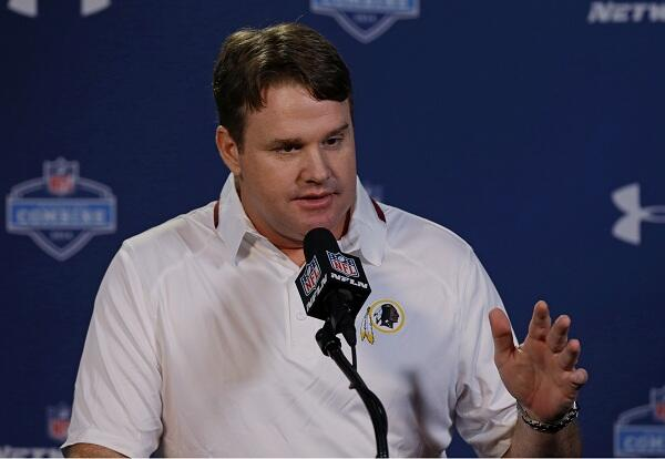 Jay Gruden plans on tailoring his offense to his players