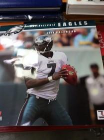 michael vick eagles calendar