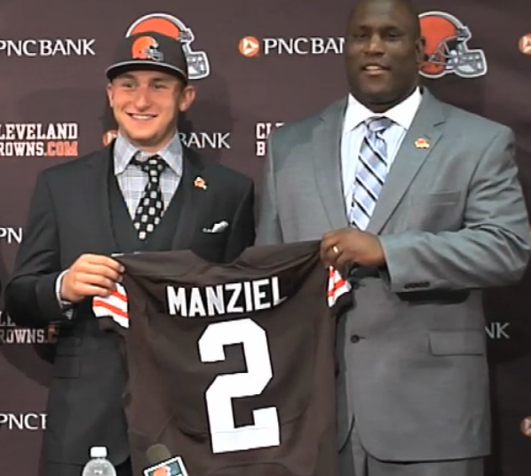 johnny manziel 2