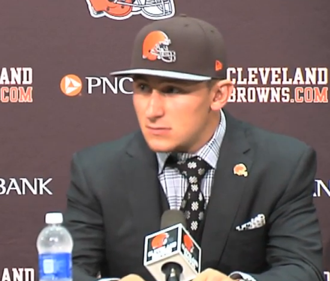 johnny manziel 3